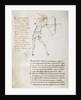 Sagittarius, from Cicero's poetic treatise on the constellations by Anonymous