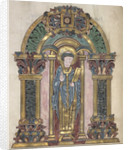 St Swithun, from the Benedictional of Æthelwold by Anonymous