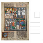The martyrdom of Thomas Becket by Anonymous