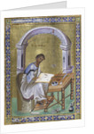 St Luke the Evangelist by Anonymous