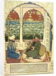A portrait of Navab Muhammad Bahawal Khan by Karim Bakhsh