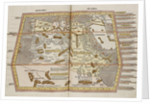 A historic map of Northern Africa, Ethiopia and Egypt by Anonymous