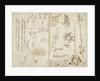 Notebook of Leonardo da Vinci by Leonardo Da Vinci