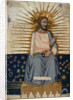 Christ in Heaven by Pacino di Buonaguida