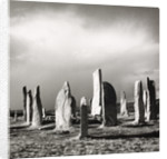Callanish after hailstorm by Fay Godwin
