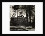 Howarth Parsonage by Fay Godwin