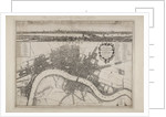 Wenceslaus Hollar's Map of London by Wenceslaus Hollar