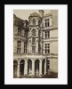 The Orléans Courtyard by Médéric Mieusement