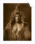 Bear's Belly - Arikara, 1908 by Edward Sheriff Curtis