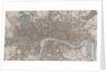 Cross's Map of London by Cross