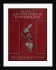 Alice in Wonderland book cover by Sir John Tenniel