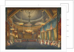 A dance at the Royal Pavilion, Brighton by John Nash