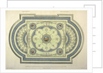 Music room ceiling by Robert Adam