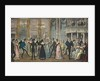 Highest life in London by George Cruikshank
