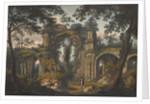 Netley Abbey by J. B. Harraden