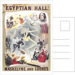 Egyptian Hall by Anonymous