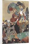 Rubaiyat of Omar Khayyam print by Ronald Balfour