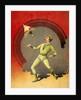 A magician print by Elmer Boyd Smith