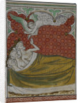 Angel appearing to the Magi by Anonymous