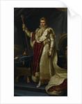 Napoleon Bonaparte by Jean-Baptiste Borely