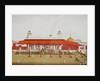 Divan-i Khas in the Delhi palace by Ghulam Ali Khan