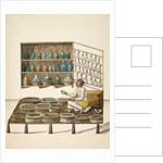 Apothecary by Anonymous