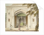 Mausoleum of Hafiz Rahmat Khan by Sita Ram