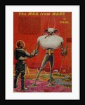 The Man from Mars by Frank R Paul