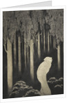 'Hish' from The Gods of Pegana by Sidney Sime