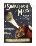 A Signal from Mars by Anonymous