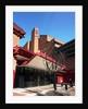 British Library entrance by Tony Antoniou
