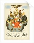 Los Nacionales by Juan Antonio Morales
