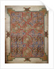 Carpet page from the Lindisfarne Gospels by Eadfrith
