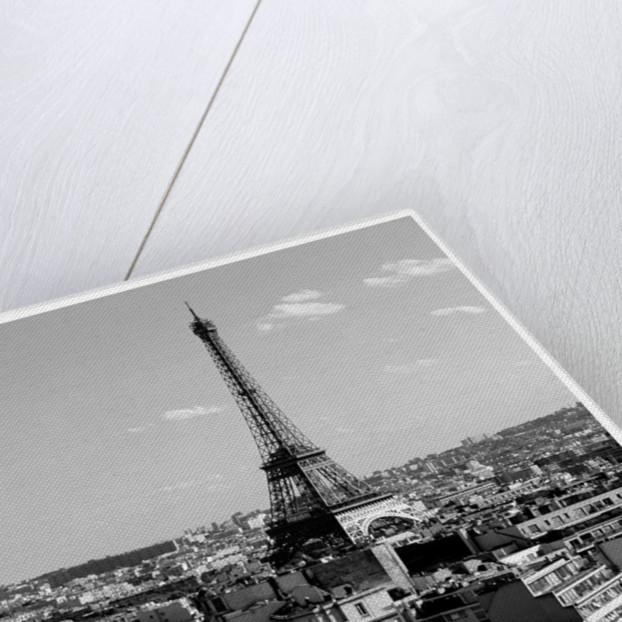 Paris Vista II by Phillipe Delmouz