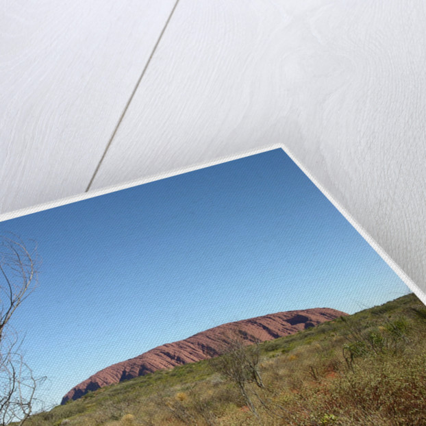 Uluru Ayres Rock by Paul Walker
