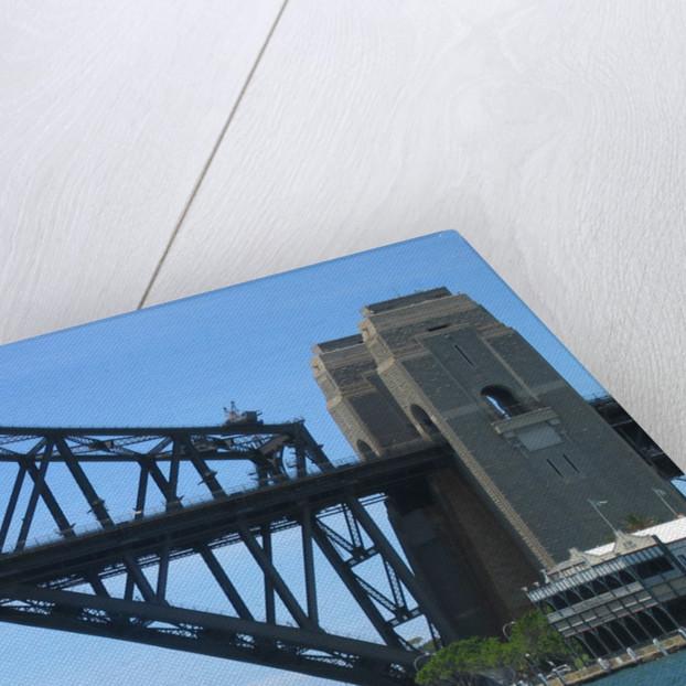 Sails under the hanger by Paul Walker