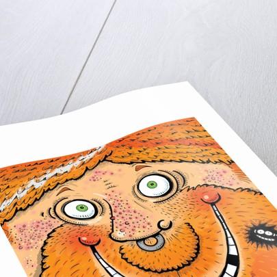 Happy Caveman by Duncan Scott