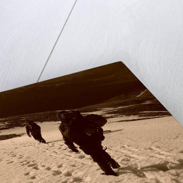Scottish Hiking by Dean Chittock