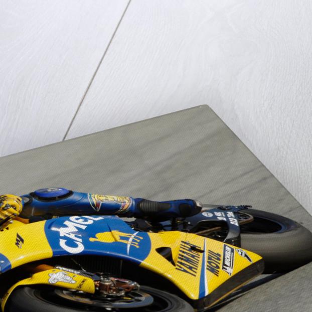Valantino Rossi Jerez 2006 by Peter Pitt