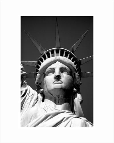 Liberty Statue II by Phillipe Delmouz