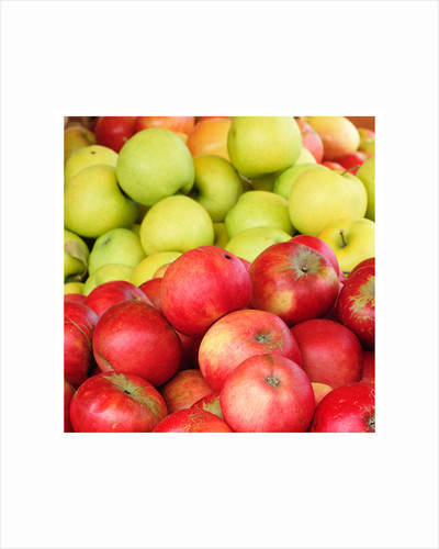 Apple Cart by Phillipe Delmouz