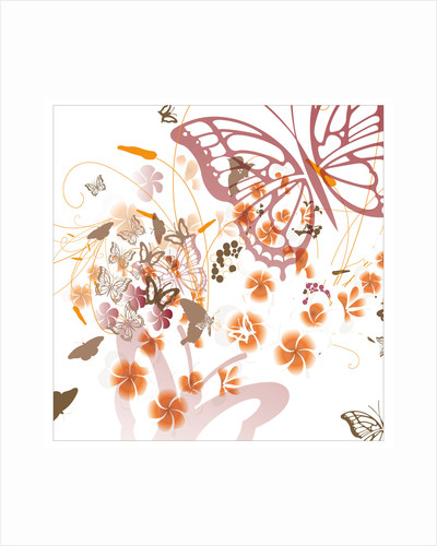 Autumn Butterfly by Natalie Taylor