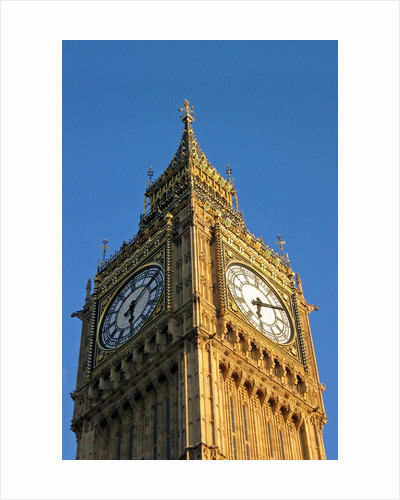 Big Ben by Paul Walker