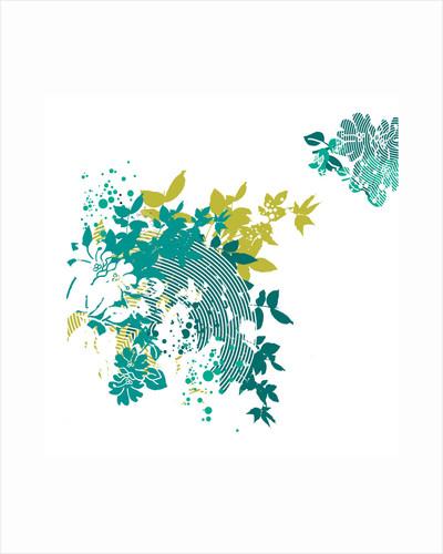 Harmer Leaves I by Natalie Taylor