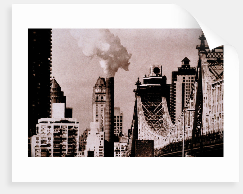 New York Industry by Phillipe Delmouz