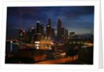 Singapore Sky by Paul Walker
