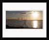 Sunset Bridge I by Dean Turner