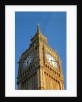 Big Ben by Paul Walker