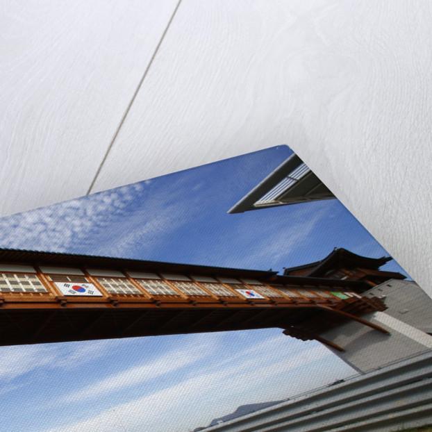 Bridging the gap, Giedo Van Der Garde, Korea by Steven Tee