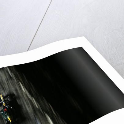Homage to Miller, Heikki Kovalainen, Singapore by Glenn Dunbar